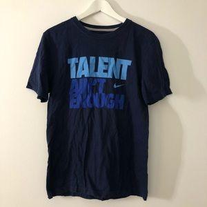 Nike Talent An't Enough regular fit T-shirt